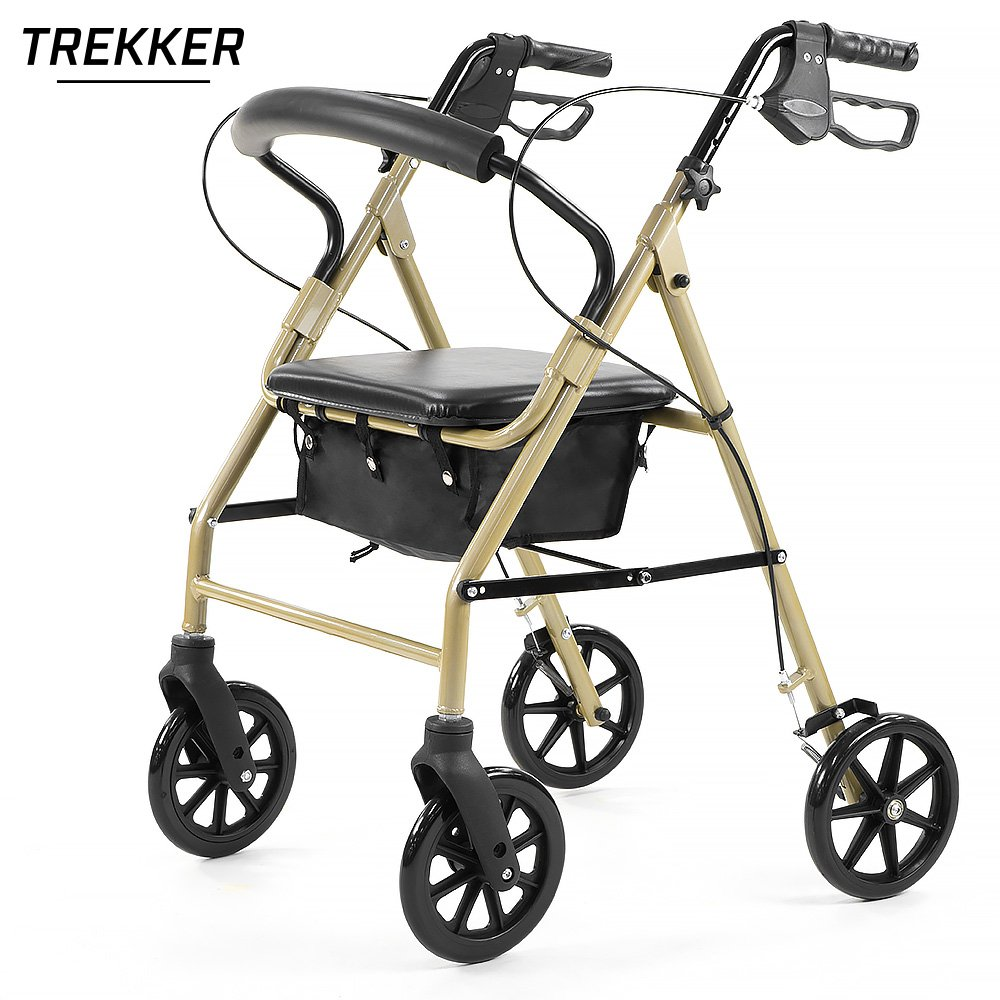 Orthonica Mobility Walking Aid Walker Rollator Frame