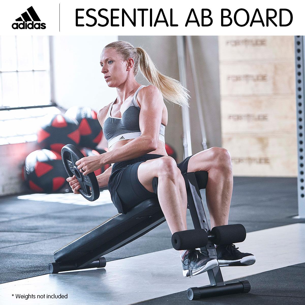 estilo de moda obtener online mejores marcas New ADIDAS Home Gym Incline Sit-up Weight Flat Bench Press ...