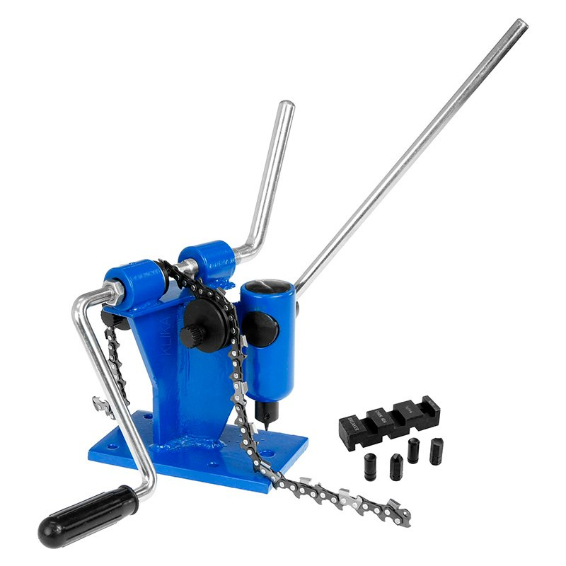 Bench Mount Chain Breaker