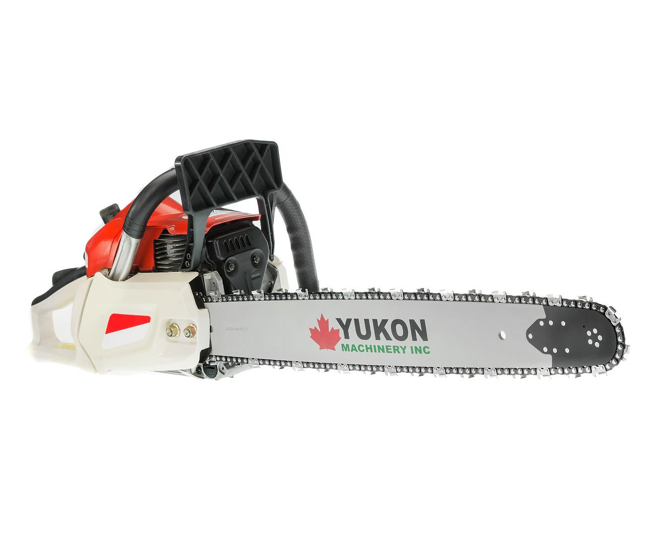 Yukon Tradesman 82cc 24in 2-Stroke Chainsaw