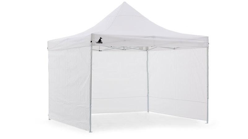 Gazebo Tent Marquee 3x3 PopUp Outdoor Wallaroo White