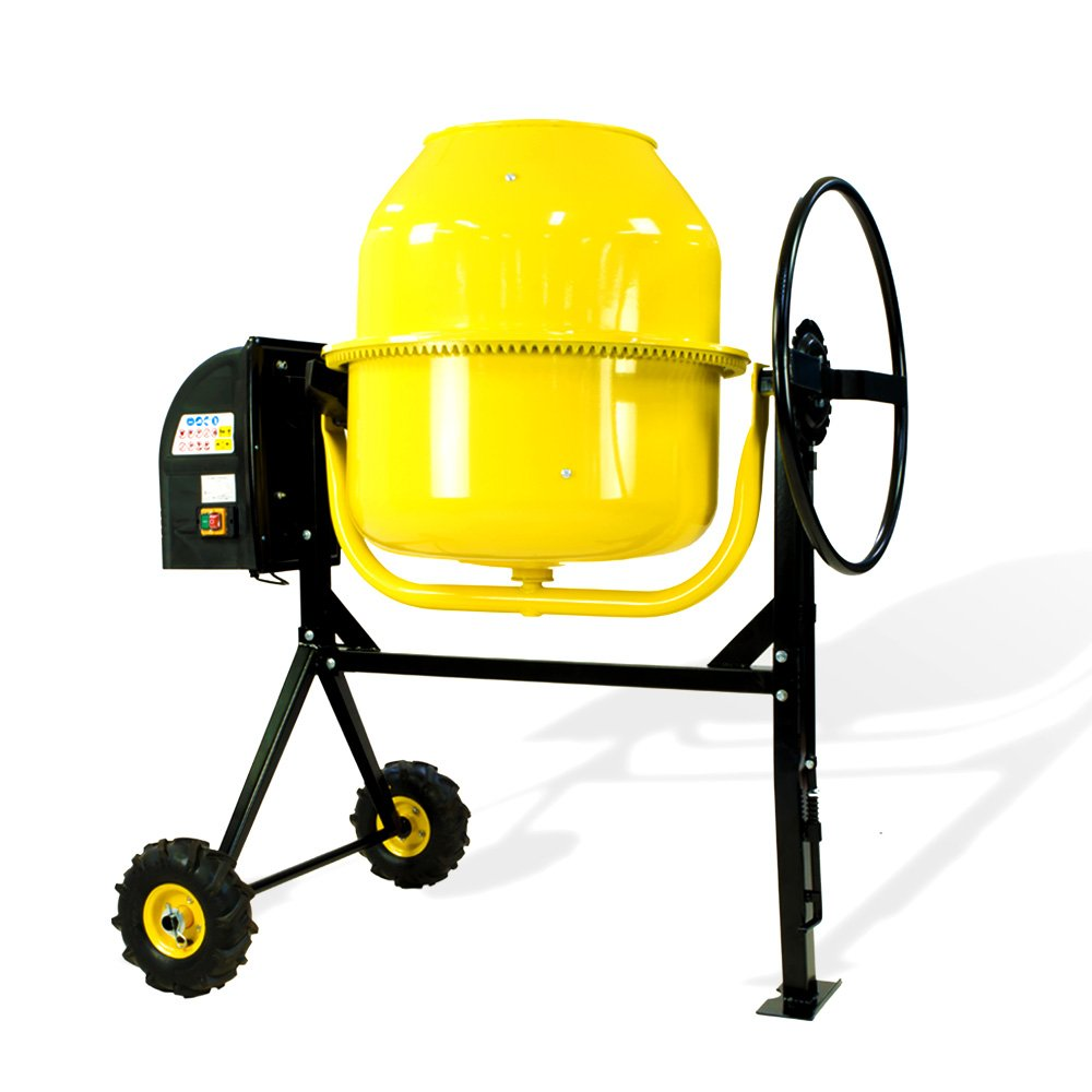 Kartrite 850W Cement Concrete Mixer Sand Gravel Portable - 200L
