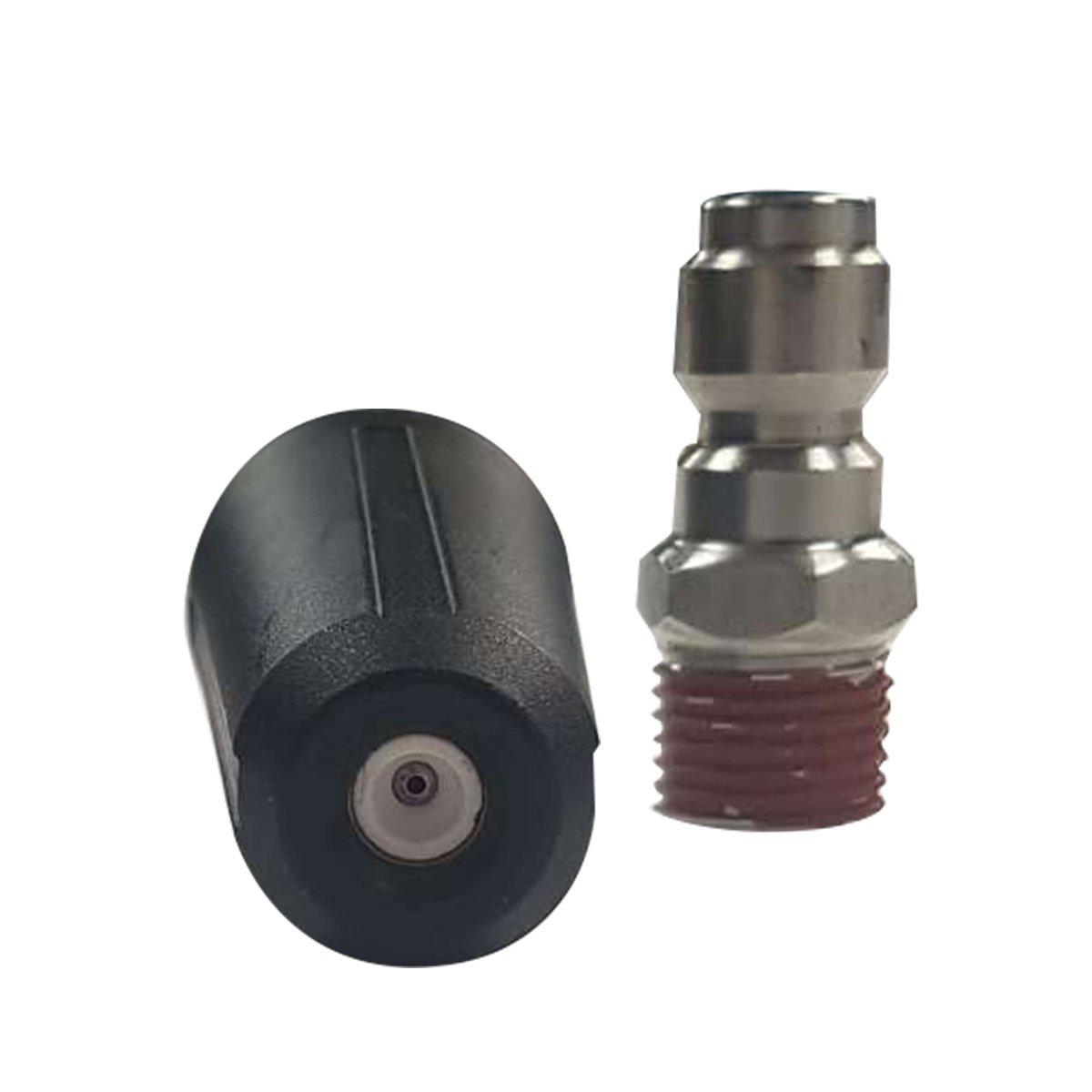 Ducar Water Pressure Turbo Rotary Head Nozzle