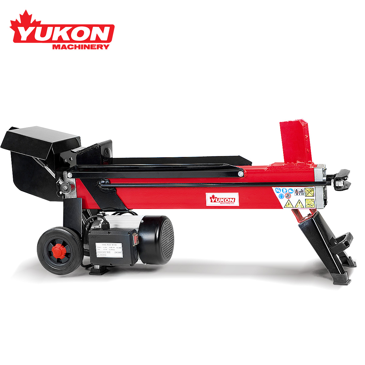 Yukon 7 Ton Electric Log Splitter