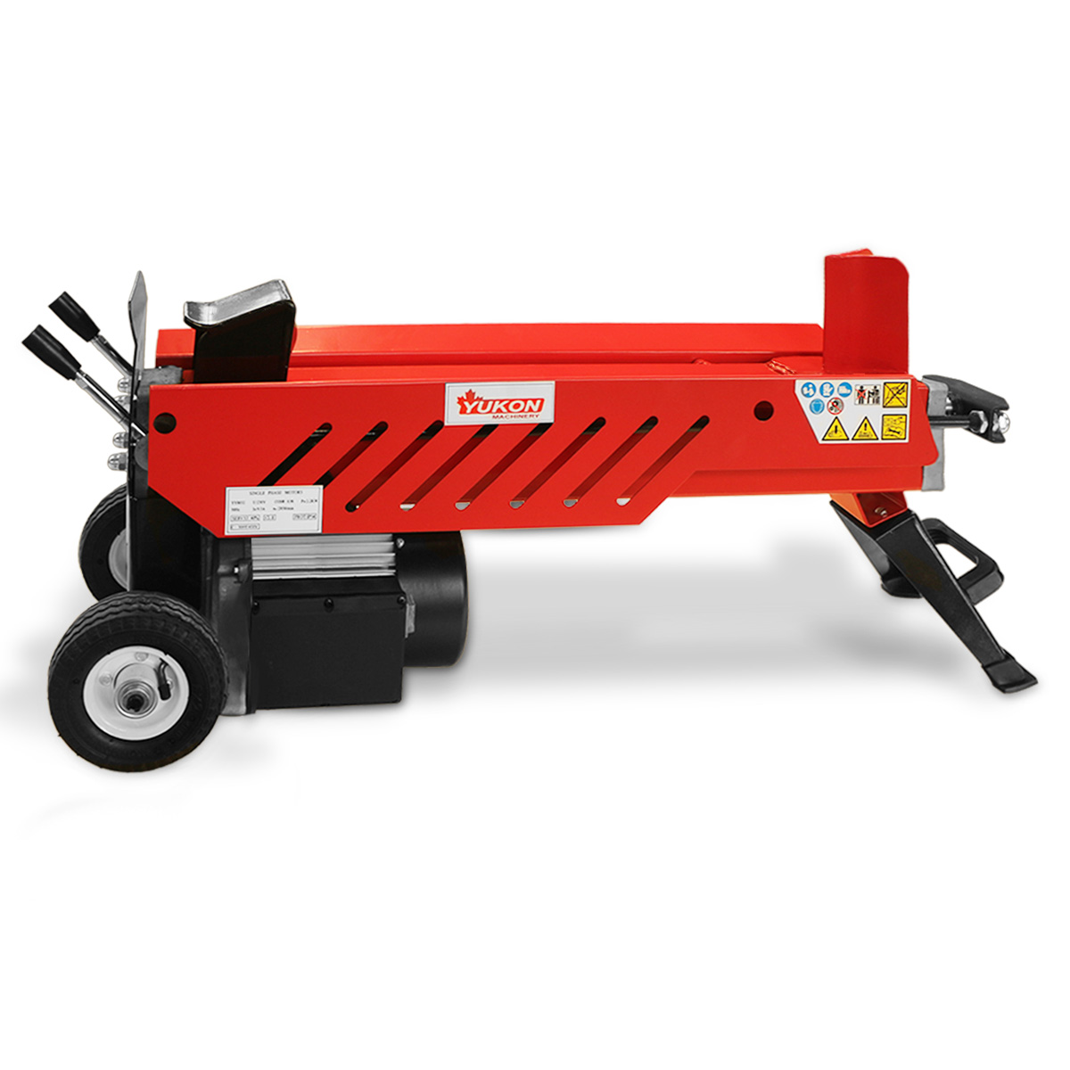 Yukon 8 Ton 2200W  Electric Log Splitter Wood Cutter Axe - $719.6