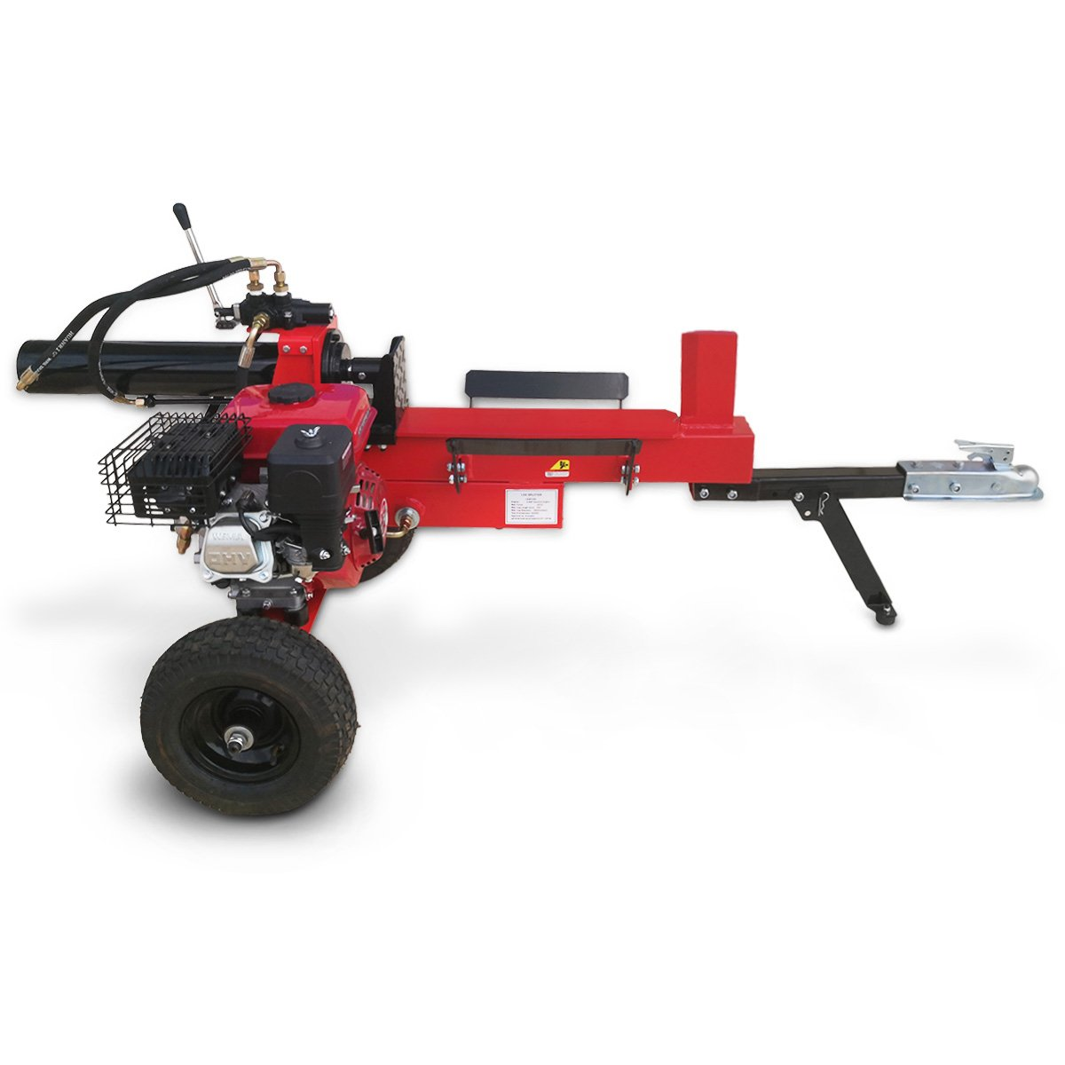 Ducar Petrol Log Splitter Wood Cutter - 20Ton - $1481.2
