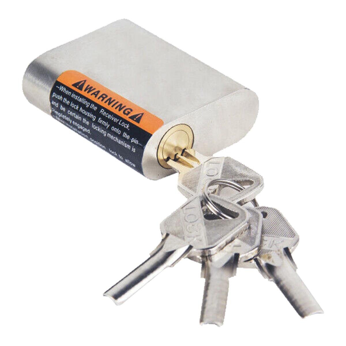 Mounting bracket and lock for Gen2 Jockey Wheel