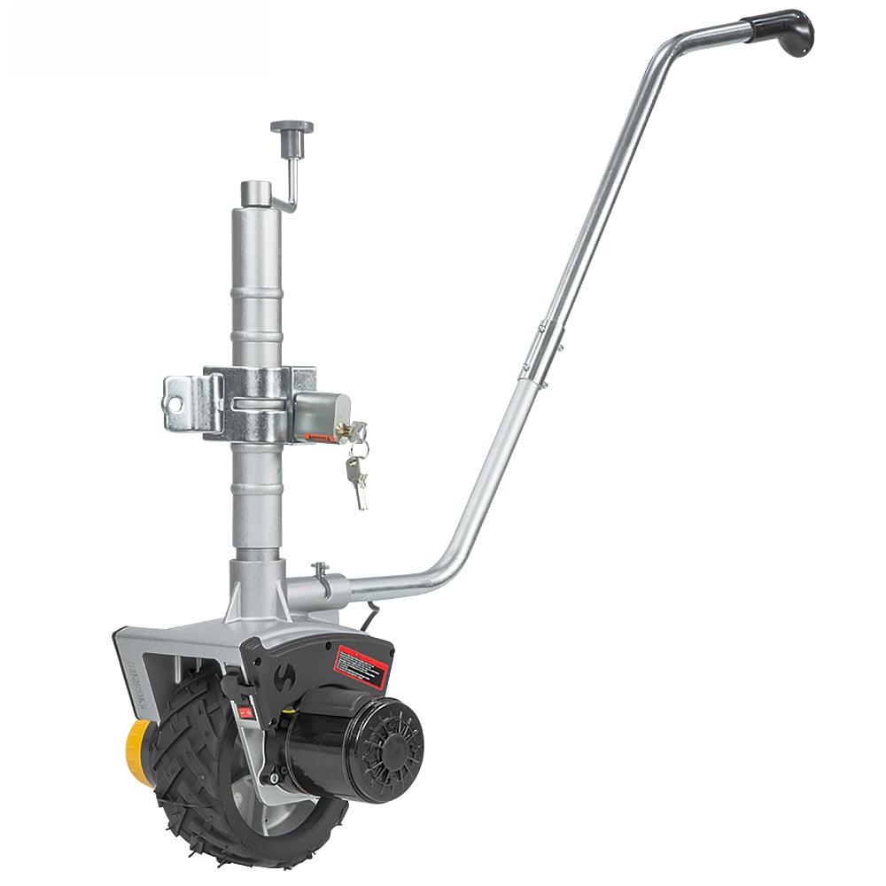 Gen2 12V Electric Motorised Jockey Wheel Mini Mover - 550W