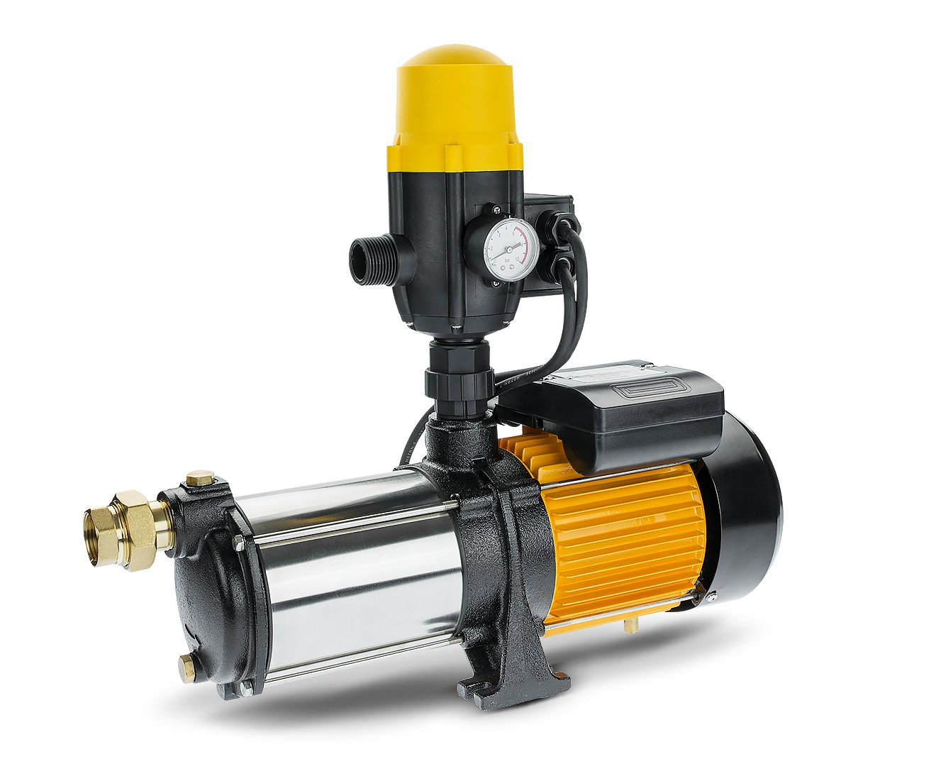 Hydro Active 5 Stage High Pressure Auto Water Pump - 1800W - $357.1