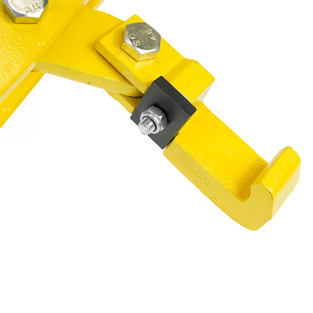 Star Picket Remover Puller Fence Post Lifter Fencing Steel Pole Tool