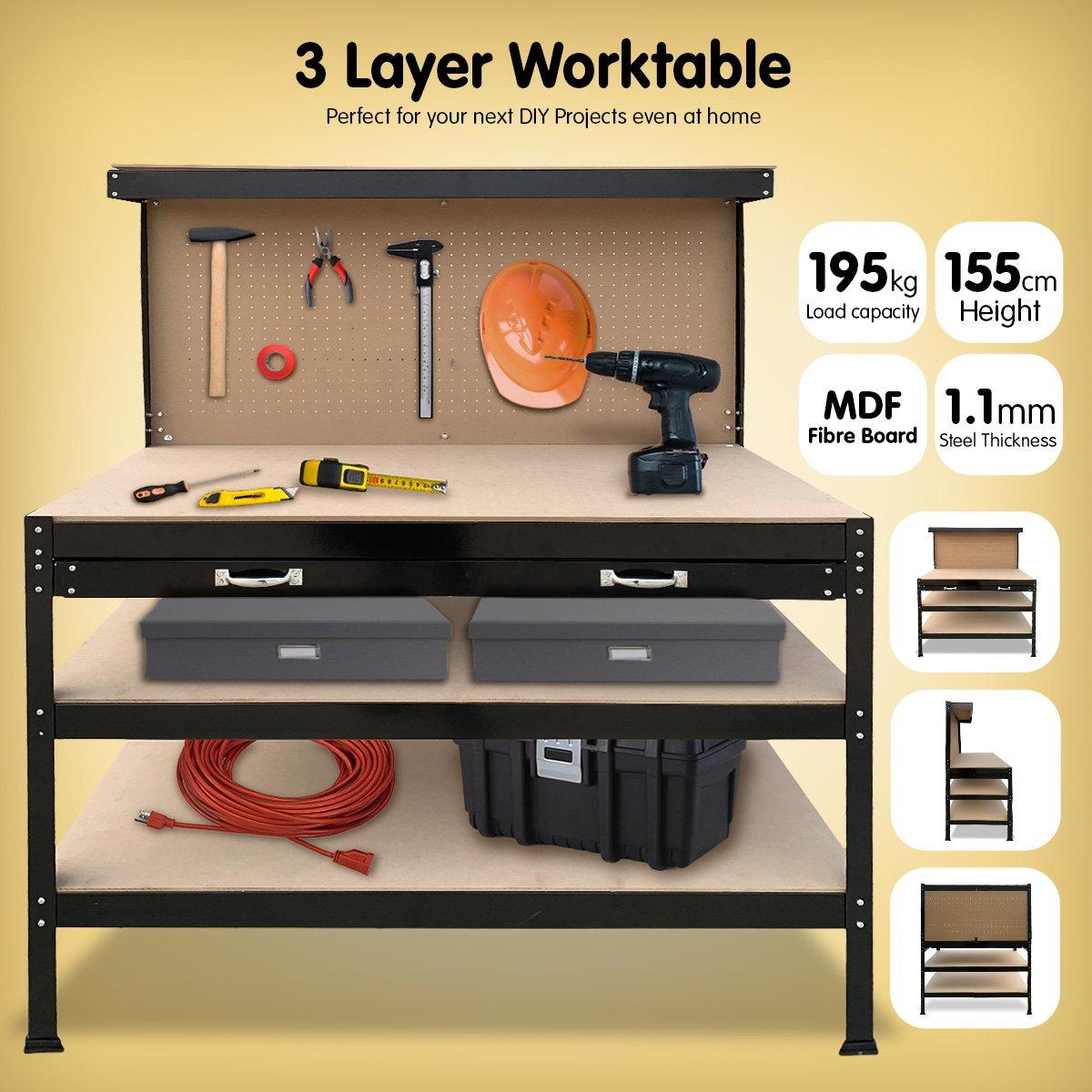 Tool Shop Shelf