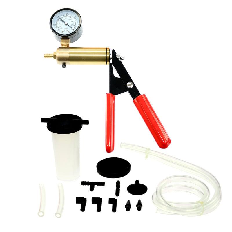 Hand Held Vacuum Tester Pump Brake Bleeder - $30.7