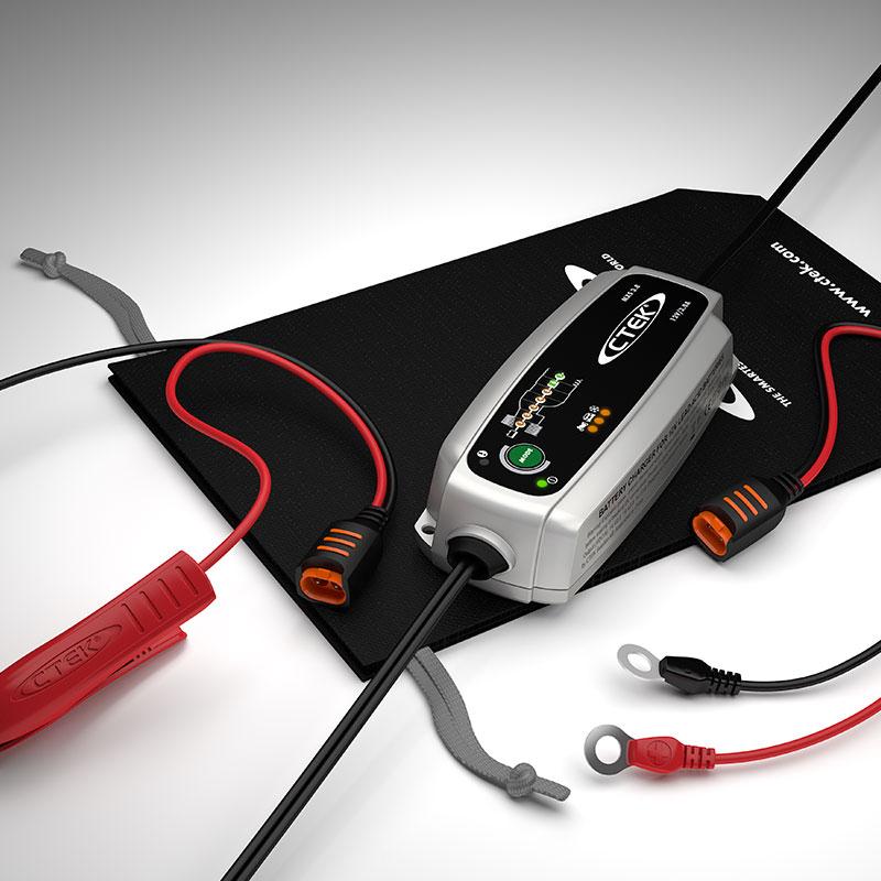 Ctek MXS 3.80 6 Step Car Battery Charger 12V