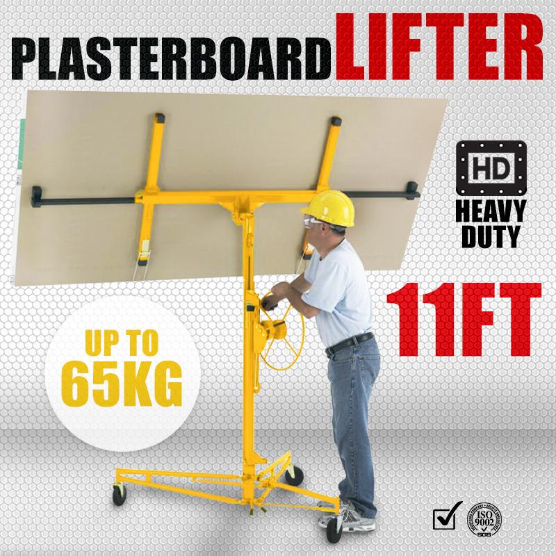 11ft Plaster Drywall Board Sheet Panel Hoist Lifter - $370.15