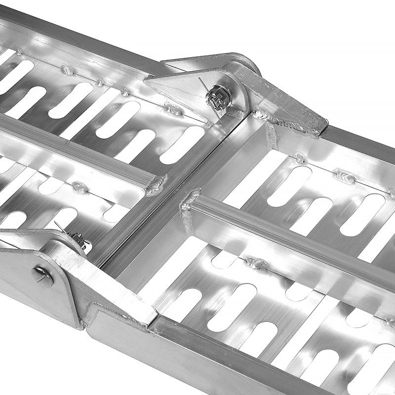 Heavy Duty Folding Aluminium Ramp