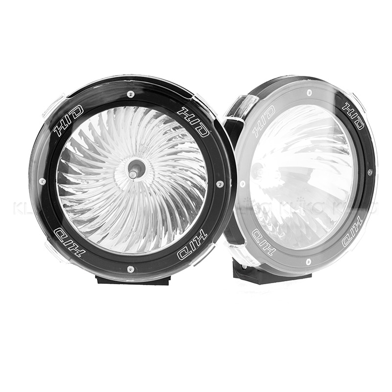2x RIGG 107s OFF ROAD Driving Lights
