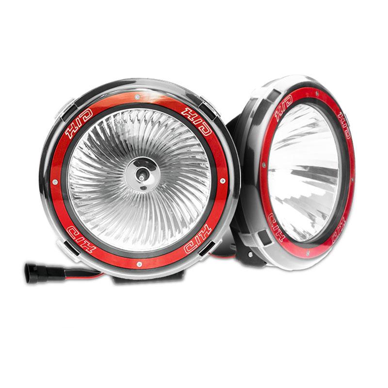 HID 9 Light CH678 100W RED