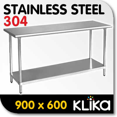 900-x-600-STAINLESS-STEEL-304-COMMERCIAL-KITCHEN-BENCH-FOOD-CATERING-PREP-TABLE