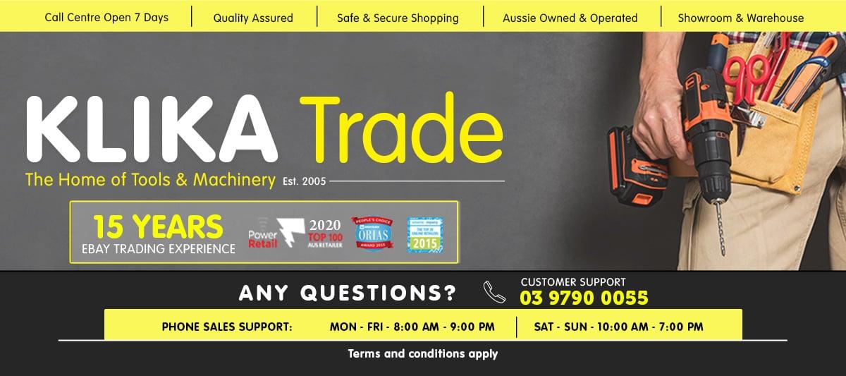 Klika Trade eBay Homepage