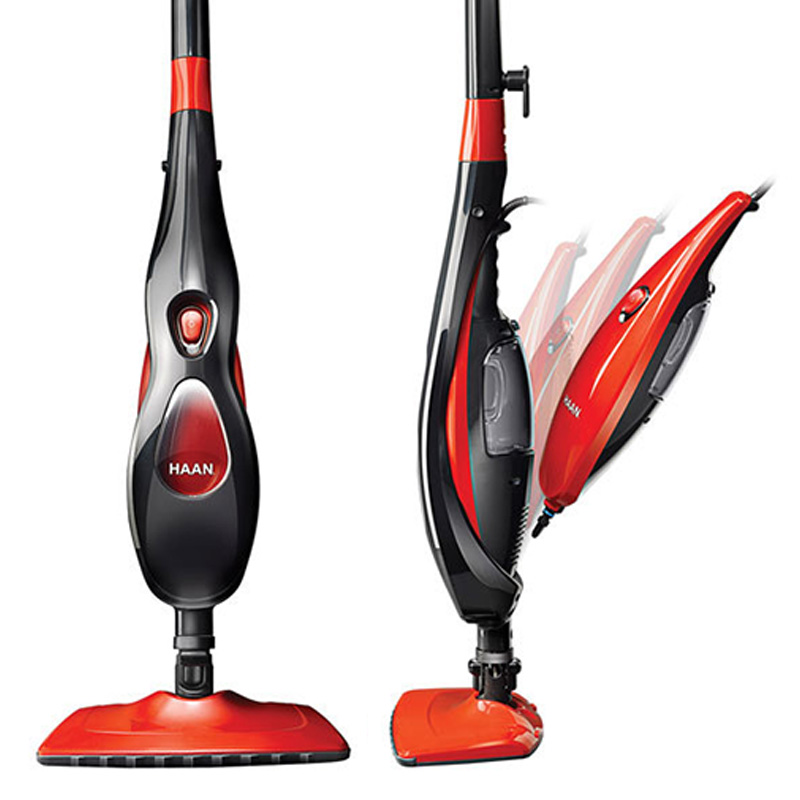 Haan Steam Mop Slim Floor Carpet Cleaner Steamer - SI-A70