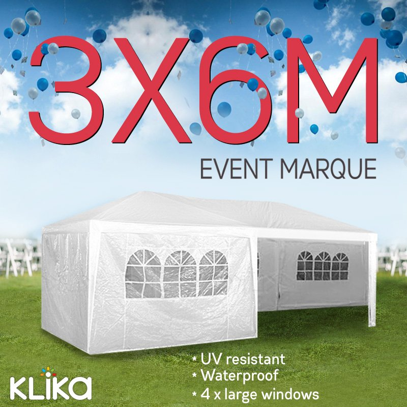 marquee outdoor gazebo instructions