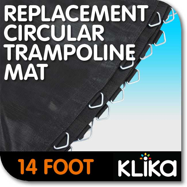NEW-14ft-REPLACEMENT-TRAMPOLINE-MAT-ROUND-OUTDOOR-SPARE-PARTS