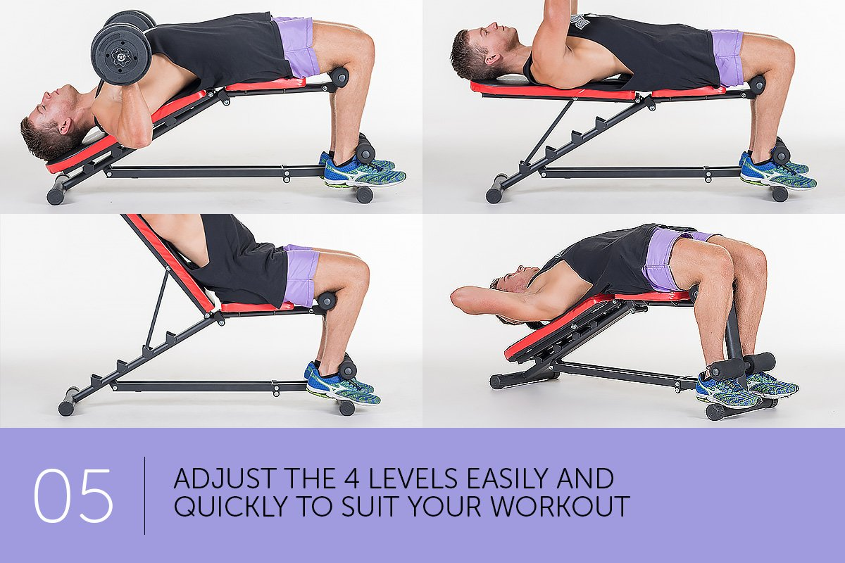 Incline Sit Up Bench Exercises 28 Images Topfit Foldable Incline Sit Up Bench Ab Workout