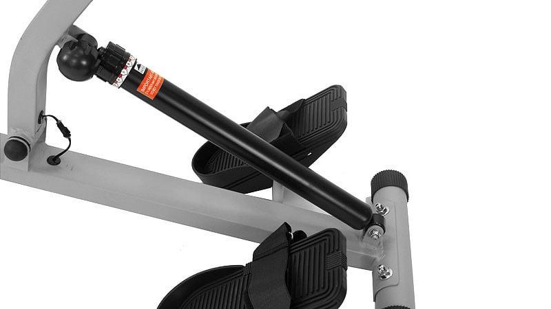 piston rowing machine